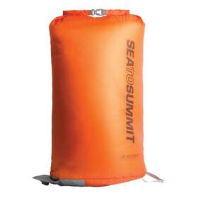 Sea to Summit Air Stream Pump Sack orange